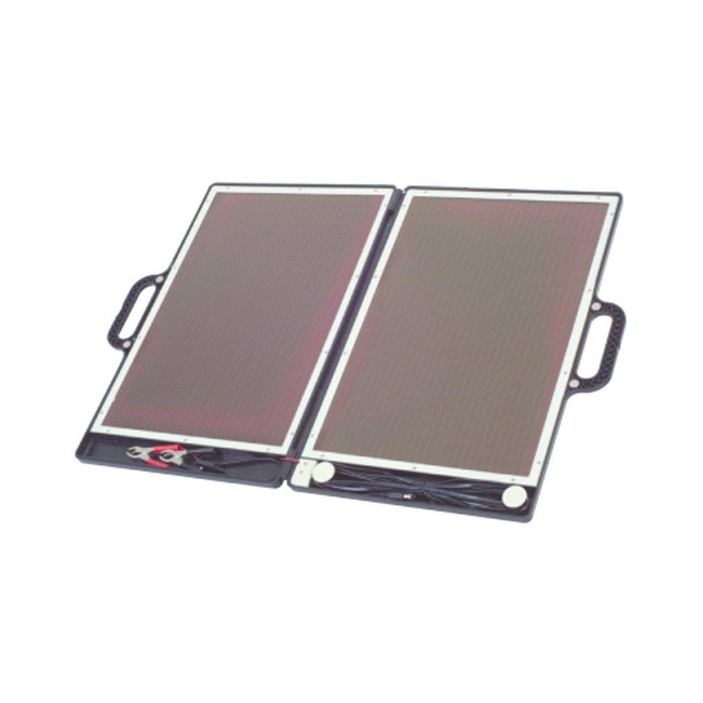 13w Briefcase Solar Panel Anatec Bait Boats Uk