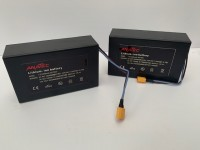Anatec Listium Batteries